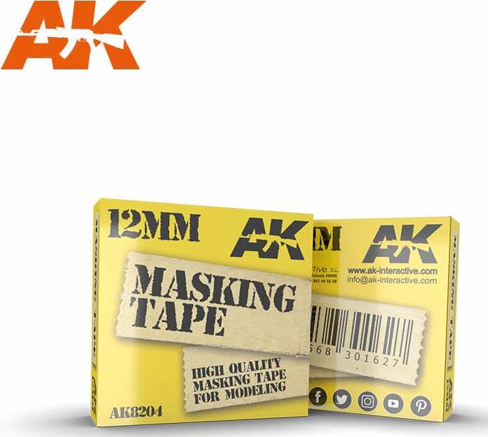 AK-Interactive Masking Tape 2mm