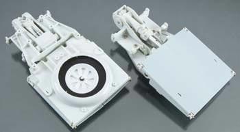 Flyzone Retract Parts Set w//Wheels//Gear Doors Corsair Select FLZA6294