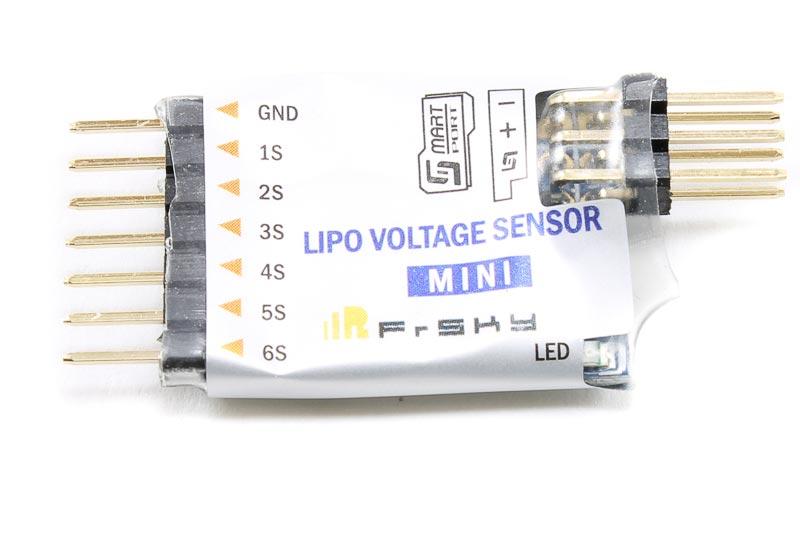 MLVSS Telemetry Mini Smart Port LiPo Sensor