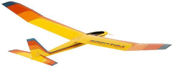 GPMA0540 - Spectra Electric Sailplane Kit By GREAT PLANES