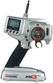 JR Propo XS3 Pistol Grip Radio