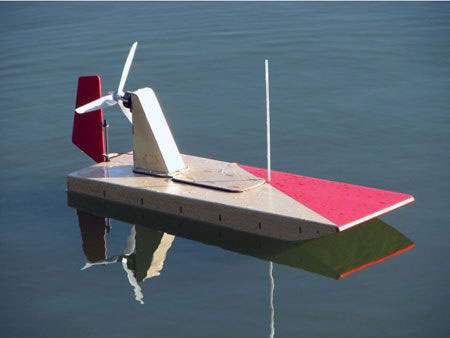Electric rc airboat plans | Digika