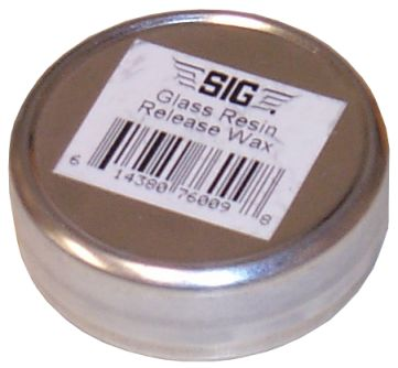 Wax Release Agent - 1oz Can