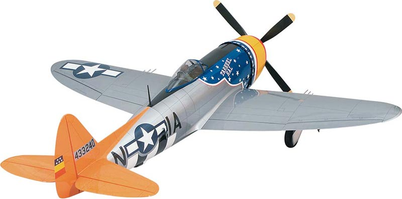 TOPA0415 - P-47D Thunderbolt Giant By TOP FLITE @ Great Hobbies
