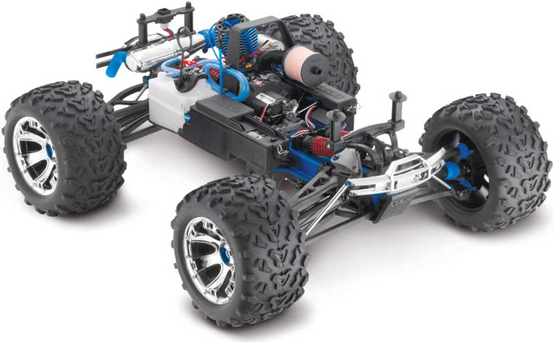 Traxxas Stampede Parts Manual Image Information