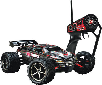 trx7107 1 16 e revo vxl 4x4 rtr w 2 4ghz brushless moto by traxxas great hobbies. Black Bedroom Furniture Sets. Home Design Ideas