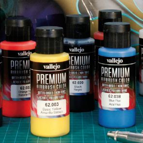 val62001 premium airbrush color white 60ml by vallejo great hobbies