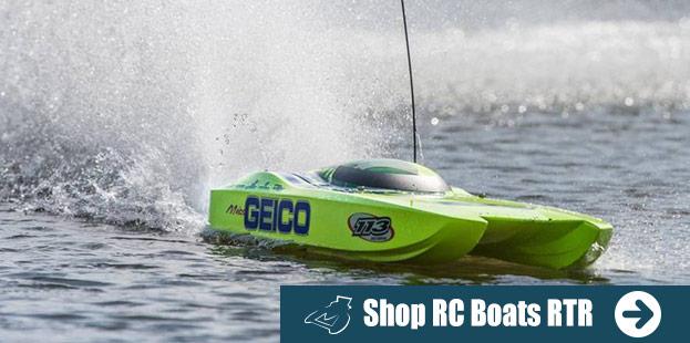 Great Hobbies R/C Boat Department