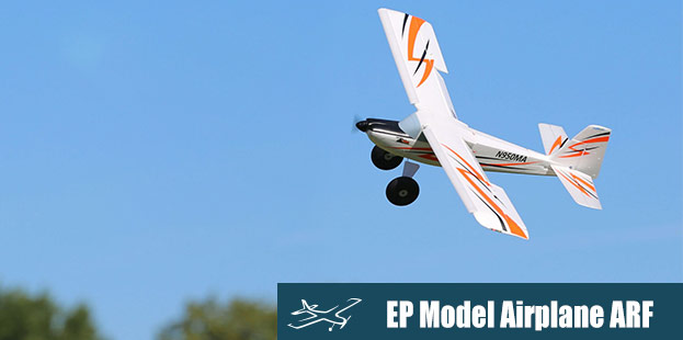 Great Hobbies R/C Electric Aircraft Department